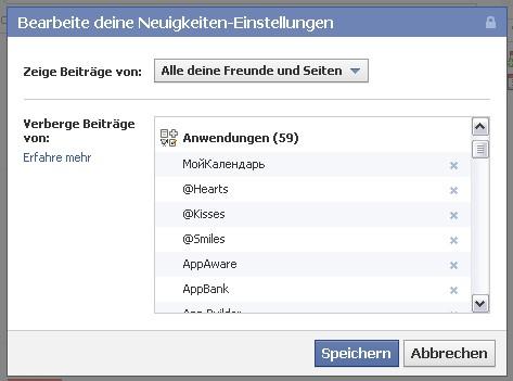 falsche facebook app