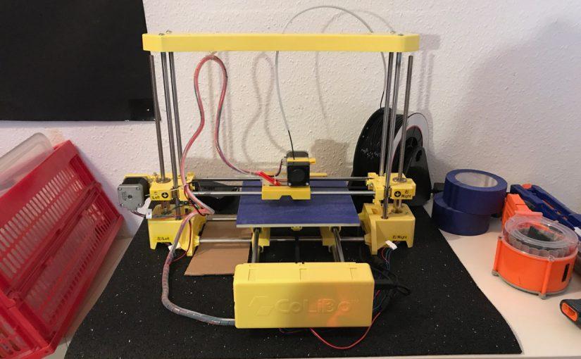 Günstiger 3D Drucker für Einsteiger