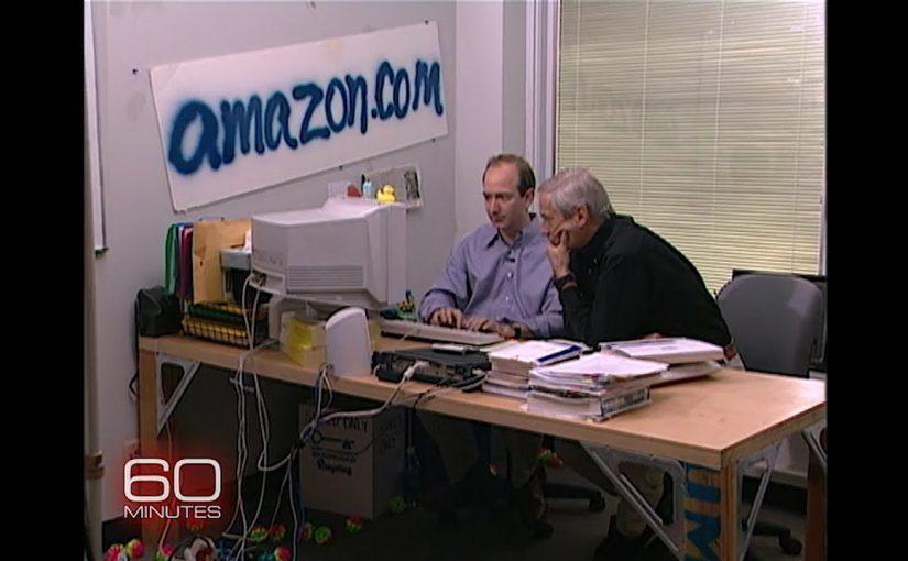 Wie die Presse Amazon im Jahre 1999 noch gesehen hat