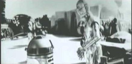 Original Aufnahmen der Star Wars Cantina Szene