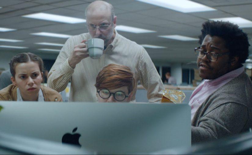 Apple at work